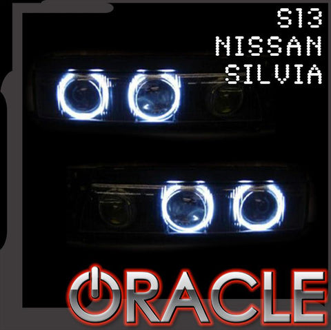 Nissan Silvia S13 ORACLE Halo Kit