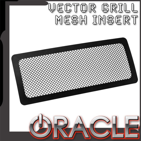 Stainless Steel Mesh Insert for ORACLE Vector™ Grill (JK Model Only)