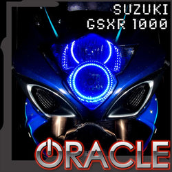 2006-2007 Suzuki GSX-R 1000 ORACLE Motorcycle Halo Kit