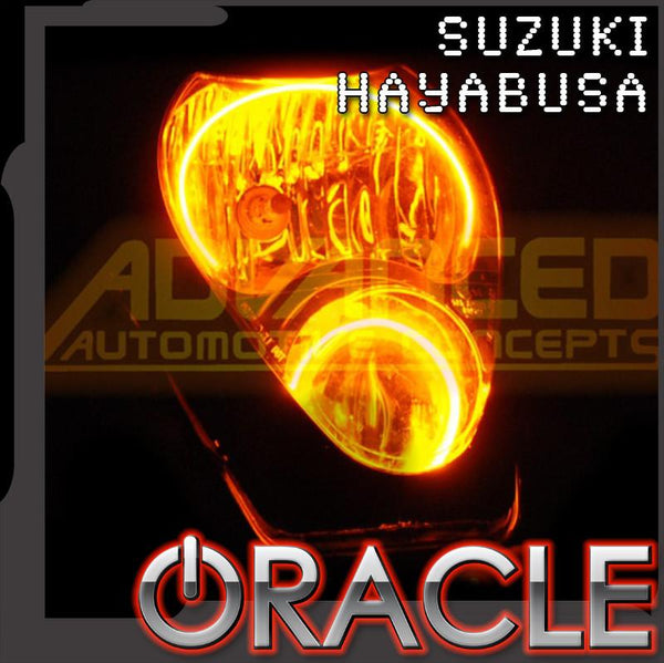 2000-2015 Suzuki Hayabusa ORACLE Motorcycle Halo Kit