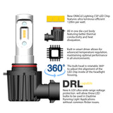 ORACLE 9005 - VSeries LED Headlight Bulb Conversion Kit