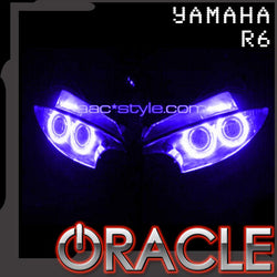 2003-2005 Yamaha R6 ORACLE Motorcycle Halo Kit
