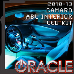 2010-2013 Camaro ABL/Aqua Interior LED Kit