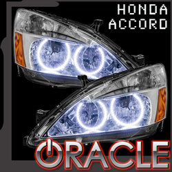 2003-2007 Honda Accord Coupe/Sedan ORACLE Halo Kit