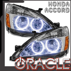2003-2007 Honda Accord Coupe/Sedan Pre-Assembled Headlights