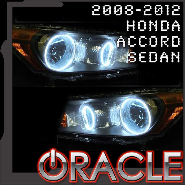 2008-12 Honda Accord Sedan ORACLE Headlight Halo Kit
