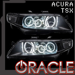 2004-2007 Acura TSX ORACLE Headlight Halo Kit