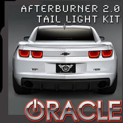 2010-2013 Chevrolet Camaro ORACLE Afterburner 2.0 Tail Light Halo Kit