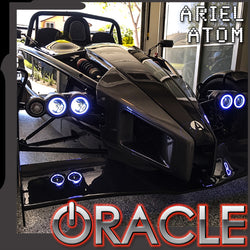 2003-2018 Ariel Atom ORACLE LED Dual Waterproof Surface Mount Halo Kit