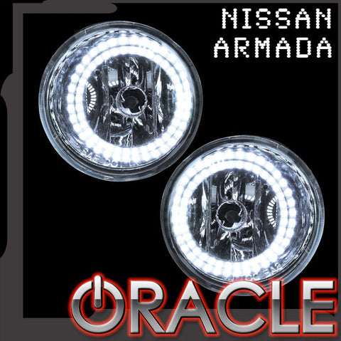 2004-2007 Nissan Armada ORACLE Fog Light Halo Kit
