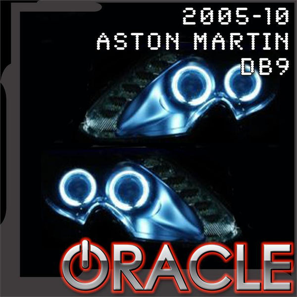 2005-2010 Aston Martin DB9 ORACLE Headlight Halo Kit