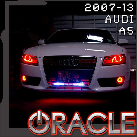 2007-2013 Audi A5 ORACLE Halo Kit