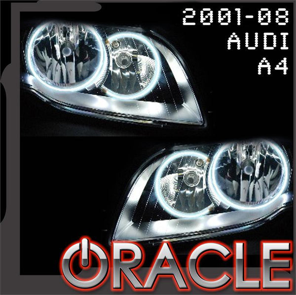 2001-2008 Audi A4 ORACLE Halo Kit