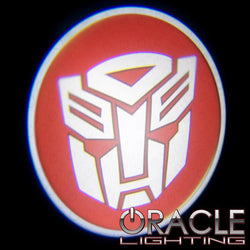 Autobot ORACLE GOBO LED Door Light Projector