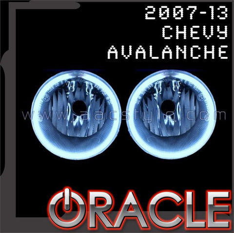 2007-2014 Chevrolet Avalanche ORACLE Fog Light Kit