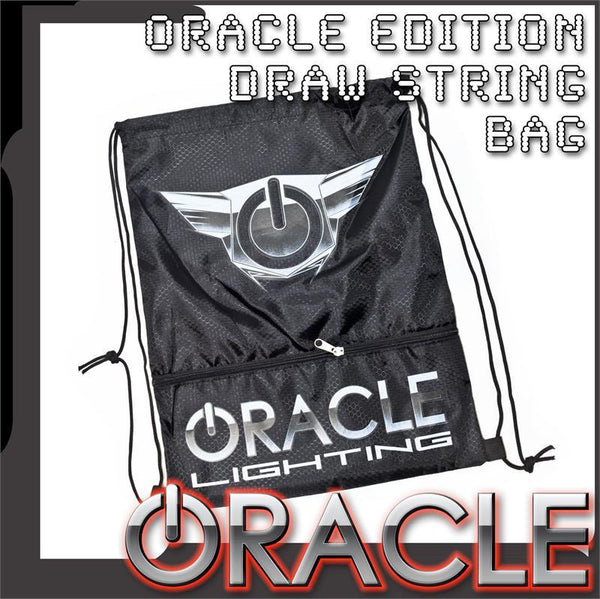 Official ORACLE Edition Draw String Bag