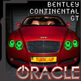 2004-2014 Bentley Continental GT ORACLE Headlight Halo Kit