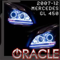 2007-2012 Mercedes GL 450 ORACLE Halo Kit