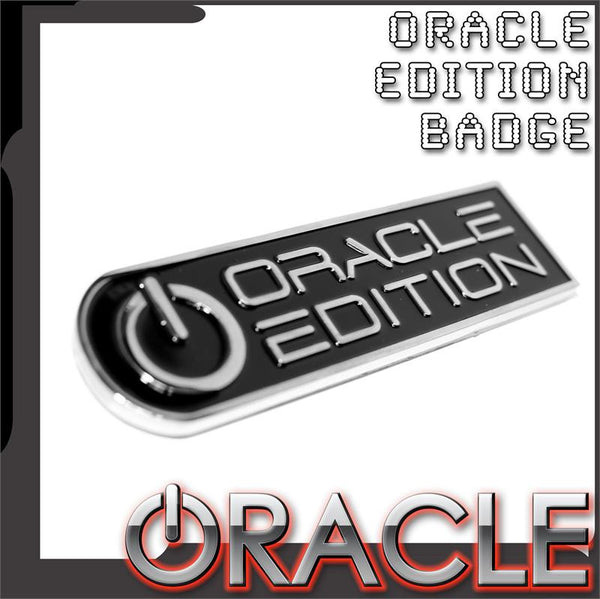 ORACLE Edition Badge