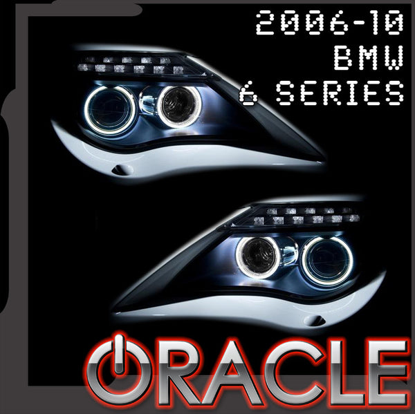 2006-2010 BMW 6 Series ORACLE Headlight Halo Kit