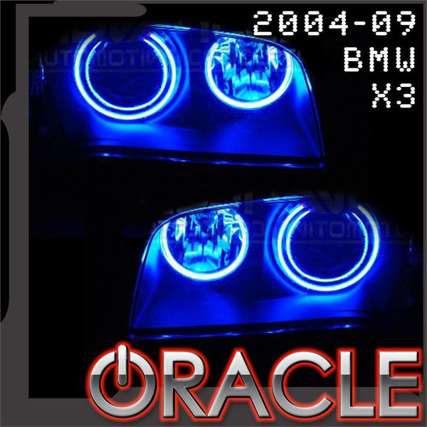 2004-2009 BMW X3 ORACLE Headlight Halo Kit