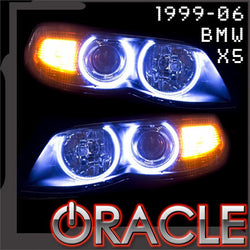 1999-2006 BMW X5 ORACLE Halo Kit