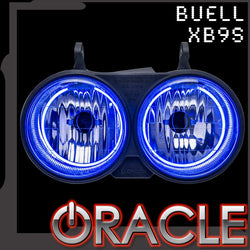 2003-2010 Buell XB9S ORACLE CCFL Motorcycle Halo Kit