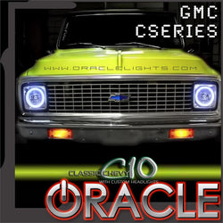 GMC C-Series Truck ORACLE Halo Kit