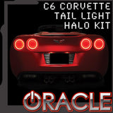 Chevy Corvette C6 ORACLE ORACLE Tail Light Halo Kit