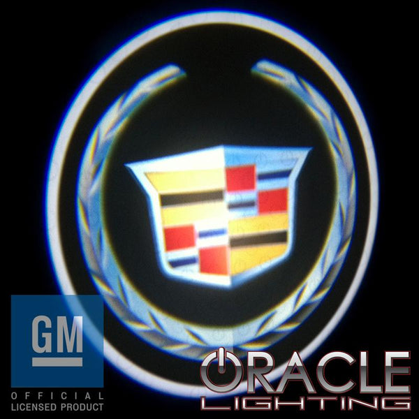 Cadillac ORACLE GOBO LED Door Light Projector