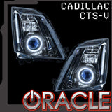 2010-2013 Cadillac CTS-V Coupe ORACLE Halo Kit