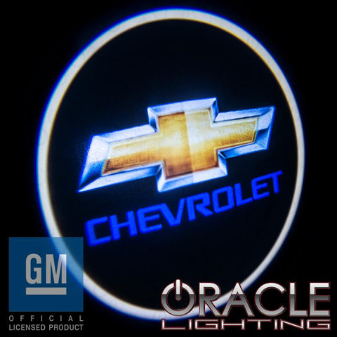 Chevy Bowtie ORACLE GOBO LED Door Light Projector