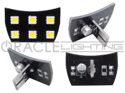 2010 2015 Chevy Camaro Oracle Led Interior Dome Light Replacement