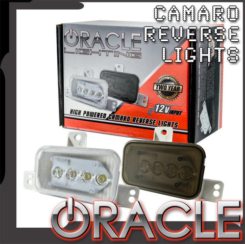 ORACLE Camaro LED High Power Reverse Lights
