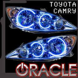 2005-2006 Toyota Camry ORACLE Headlight Halo Kit