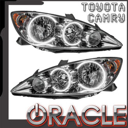 2005-2006 Toyota Camry Pre-Assembled Headlights