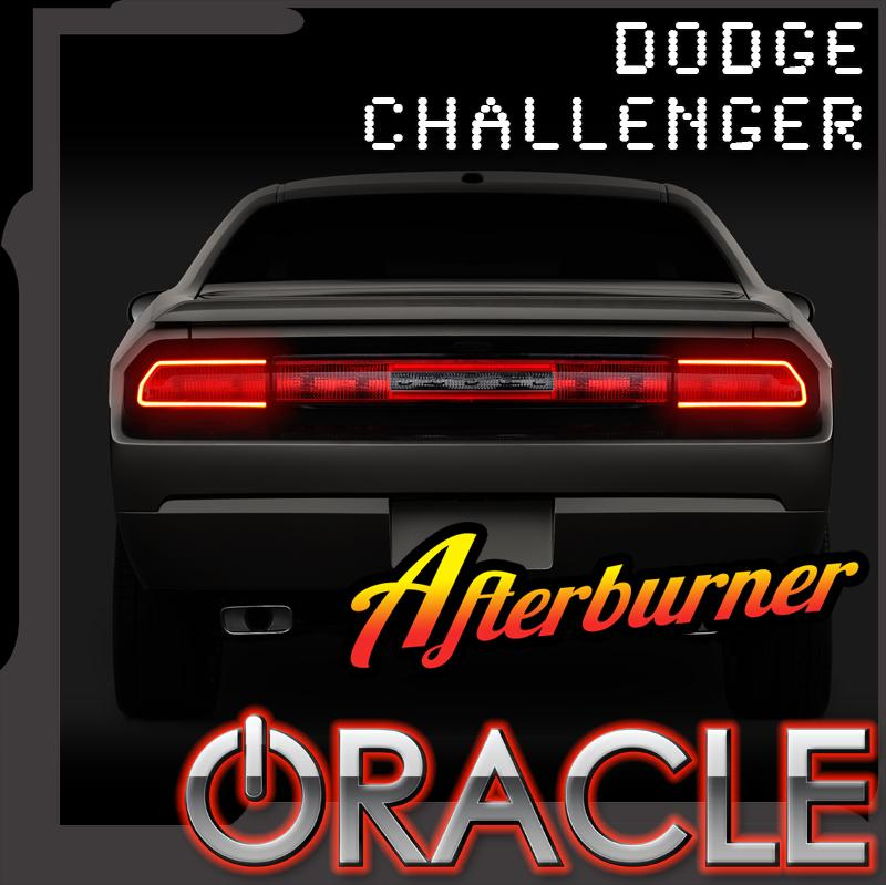 Dodge Challenger 2008 2014 Oracle Led Waterproof