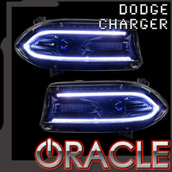 2015-2018 Dodge Charger ORACLE ColorSHIFT DRL Headlight Conversion Kit