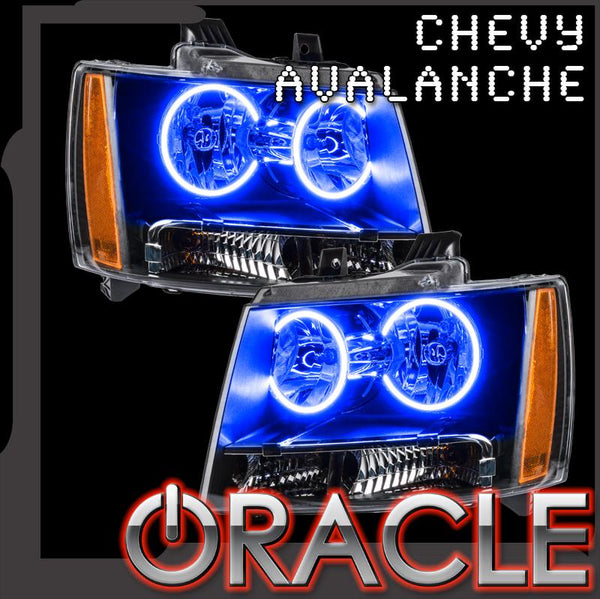2007-2014 Chevy Avalanche ORACLE Halo Kit