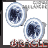 2007-2013 Chevy Avalanche Pre-Assembled Fog Lights