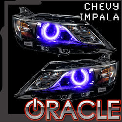2014-2017 Chevrolet Impala ORACLE Projector Halo Kit