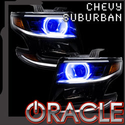 2015-2018 Chevy Suburban ORACLE Halo Kit