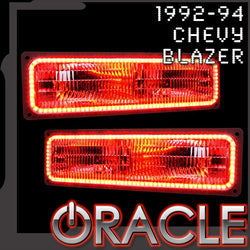 1992-1994 Chevrolet Blazer ORACLE LED Halo Kit