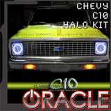 Chevrolet C10 Truck ORACLE Halo Kit