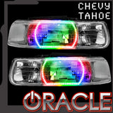 2000-2006 Chevy Tahoe ORACLE LED Halo Kit