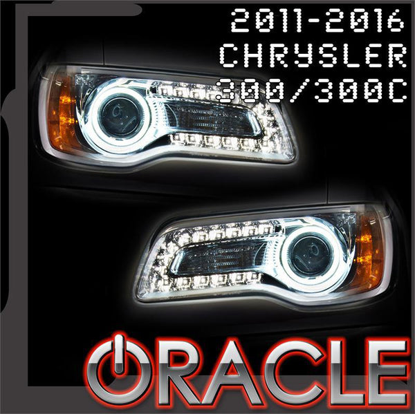 2011-2019 Chrysler 300/300C ORACLE Halo Kit