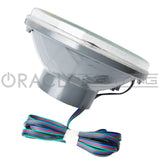 "ORACLE Pre-Installed 5.75"" Sealed Beam Headlight - Pontiac"