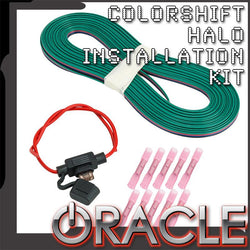 ORACLE ColorSHIFT Halo Installation Kit