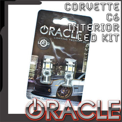 Corvette C6 ORACLE Interior LED Kit