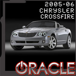 2005-2006 Crossfire ORACLE Halo Kit